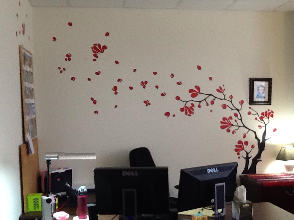 Attrayant Tree In Office