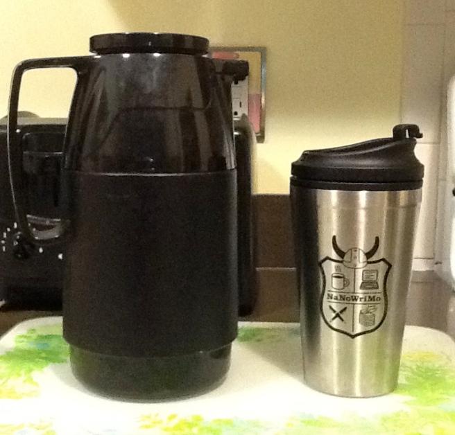 NaNo Coffee