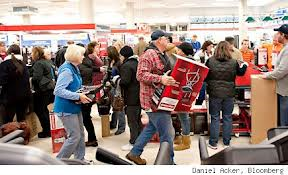 last minute shopping