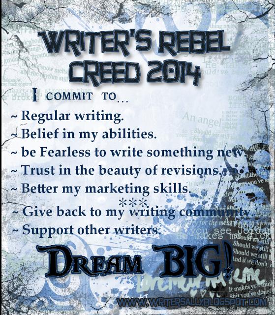 Writer's Rebel Creed 2014full