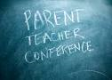 a parent teacher conference