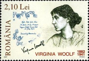Woolf stamp