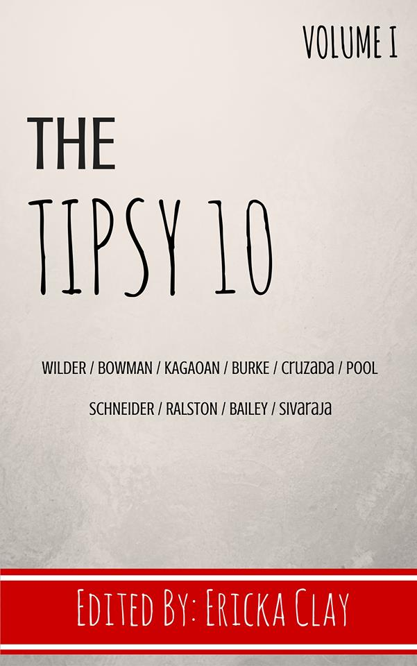 Tipsy 10 Vol 1 Cover