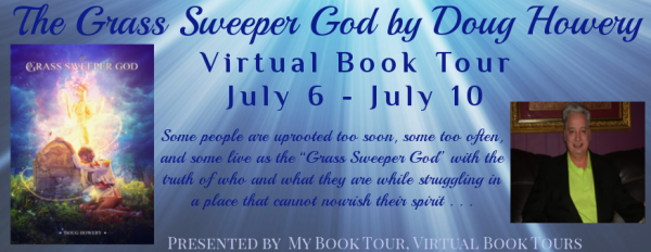 The Grass Sweeper Virtual Book Tour Banner