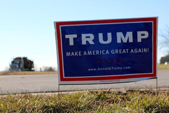 Trump for President 3